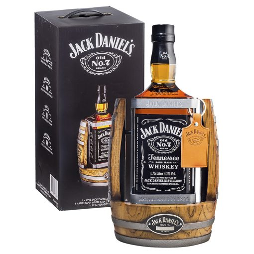 JACK DANIEL'S CRADLE NEW 1.75L - GIFT BOXED