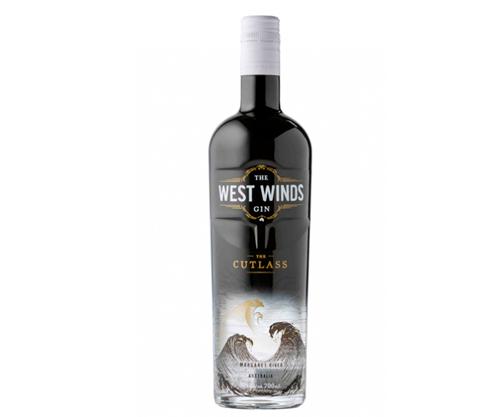 The West Winds 'The Cutlass' Gin 700ml