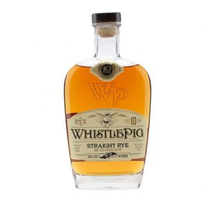 Whistlepig 10 Year Old 100% Straight Rye Whiskey 700mL