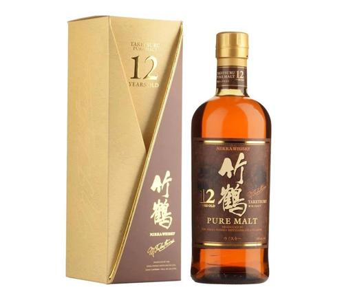 Nikka Takesturu 12 Year Old Japanese Whisky