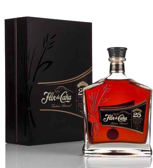 flor-de-cana-25-year-old-rum