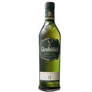 Glenfiddich 12 Year Old Scotch Whisky 700ml