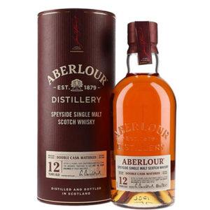 Aberlour 12 Year Double Cask Single Malt Scotch Whisky 700ml