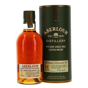 Aberlour 16 Year Old Double Cask Scotch Whisky 700mL