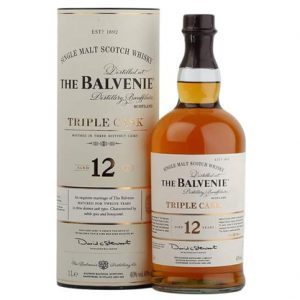 Balvenie 12 Year Old Triple Cask 1000ML