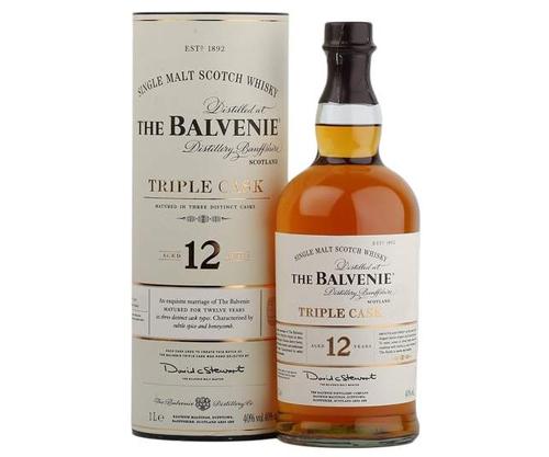 Balvenie 12 Year Old Triple Cask 1000ML