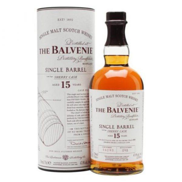 balvenie-15-sherry-cask
