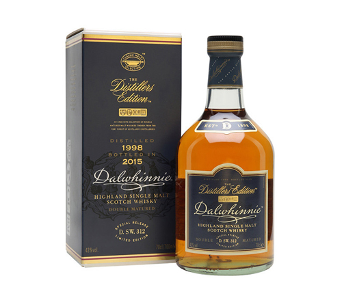 Dalwhinnie Distillers Edition 700ml