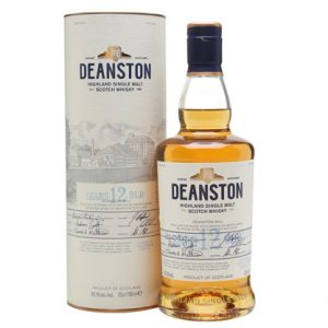 Deanston 12 Year Old Single Malt Scotch Whisky 700mL