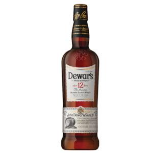 Dewars 12 Year Old Scotch Whisky 700mL