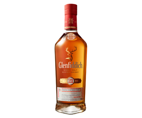 Glenfiddich 21 Year Old Single Malt Scotch 700mL