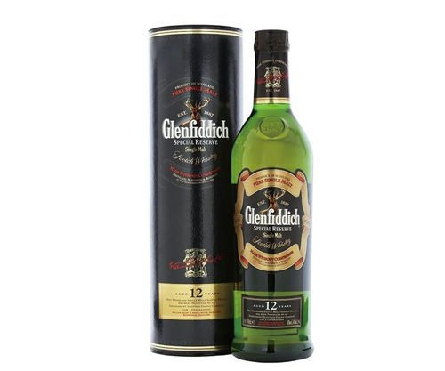 Glenfiddich Special Reserve 12 Year Old 700mL
