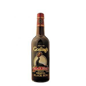 Goslings Black Seal Rum 700mL