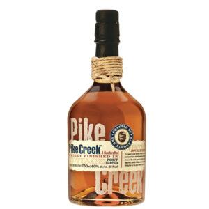 JP Wisers Pike Creek Whisky 750mL