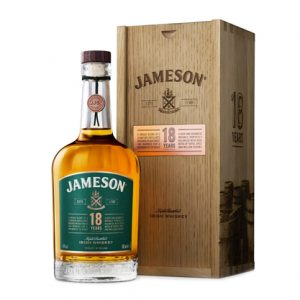 Jameson 18 Year Old Irish Whiskey 700mL