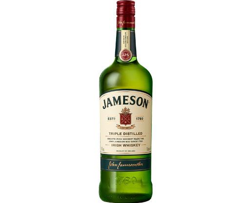 Jameson Irish Whiskey 1000mL