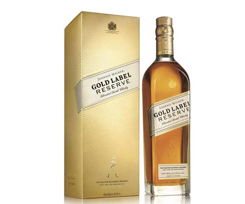 Johnnie Walker Gold Label Scotch Whisky 700ml
