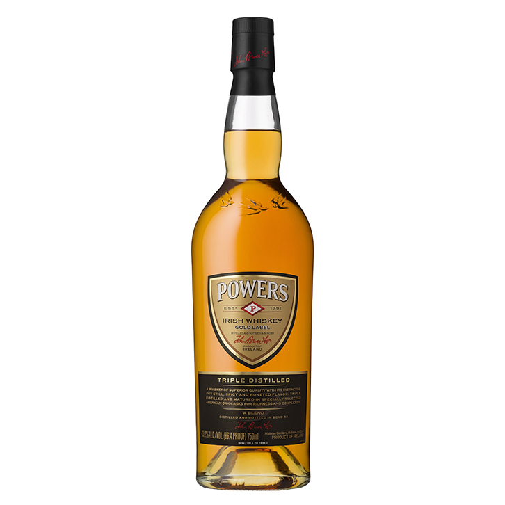 Powers Gold Label Irish Whiskey 700mLLiquor World