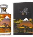 Hibiki 21 Year Old Mount Fuji Limited Edition 2014