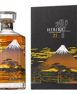 Hibiki 21 Year Old Mount Fuji Limited Edition 2014