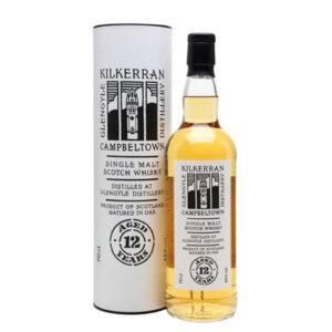Kilkerran 12 Year Old Single Malt Scotch Whisky 700mL