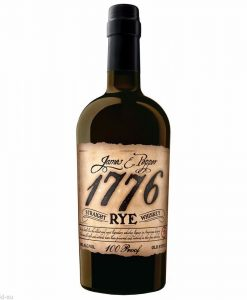 James E. Pepper 1776 100 Proof Straight Rye Whiskey 750ml