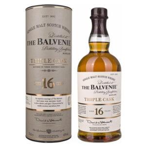 Balvenie Triple Cask 16 Year Old Single Malt Scotch Whisky 700ML