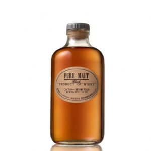 Nikka Pure Malt Black Blended Malt Japanese Whisky (500ml)