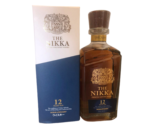 The Nikka 12 Year Old 700ml Boxed
