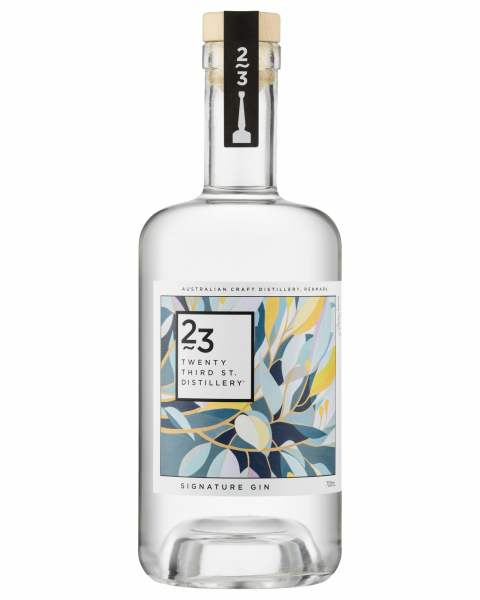 23RD STREET SIGNATURE GIN 700ML