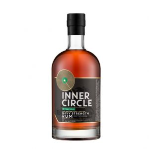 Inner Circle Green Dot Overproof Rum 700ml
