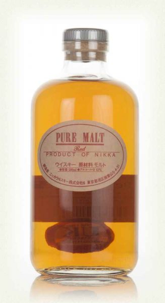 nikka-pure-malt-red-whisky