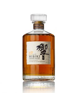 Suntory Hibiki 17 Year Old Japanese Single Malt Whisky 700ml