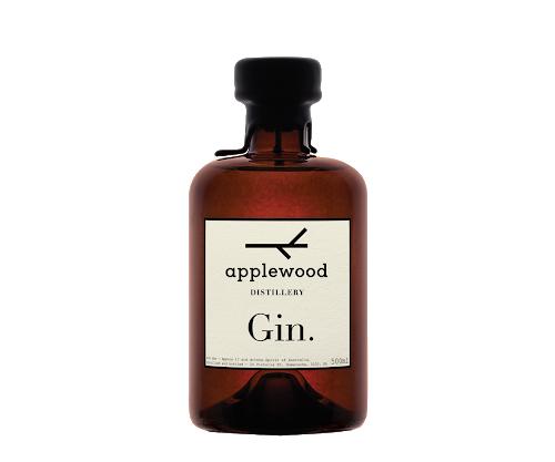 Applewood Distillery Gin 500mL