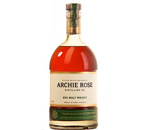 Archie Rose Rye Malt Australian Whisky (700ml)