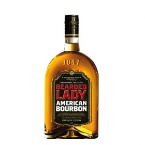 Bearded Lady American Bourbon 700mL