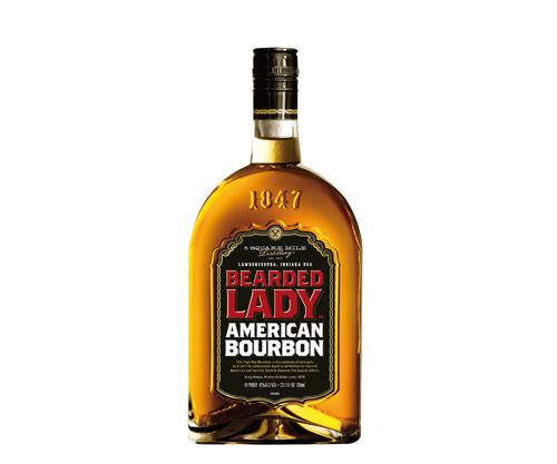 Bearded Lady American Bourbon 700mL