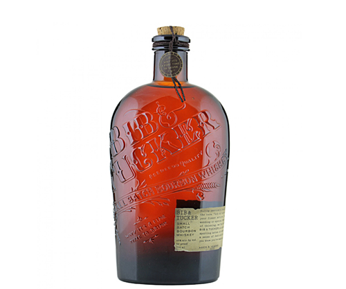 Bib & Tucker 6 Year Old Small Batch Bourbon Whiskey (750ml)