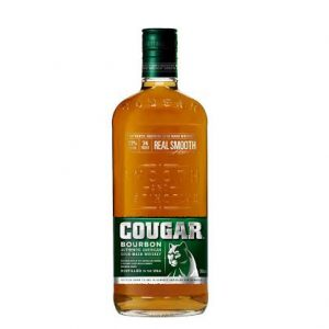 Cougar Bourbon Whiskey 700ml