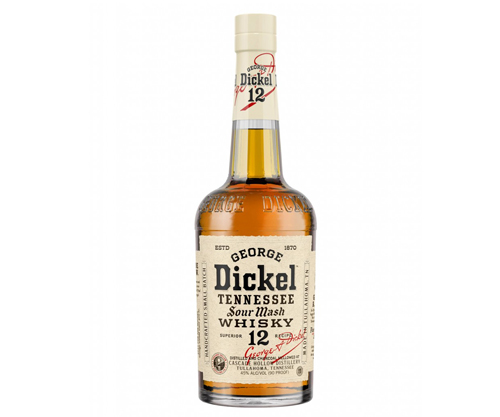 George Dickel No 12 Tennessee Whiskey 750ml