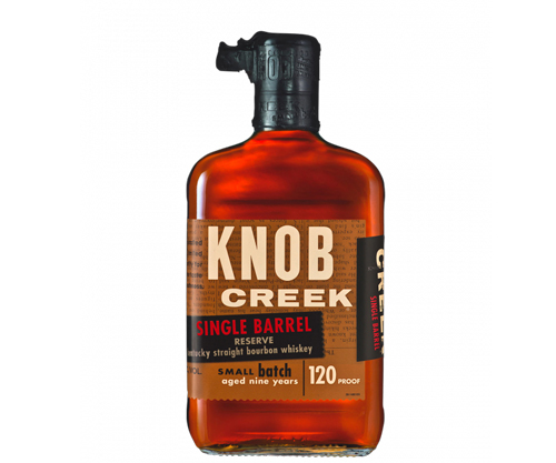 Knob Creek 9 Year Old Single Barrel Reserve Bourbon
