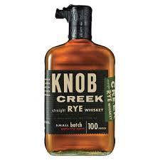 Knob Creek Rye Whiskey 700mL