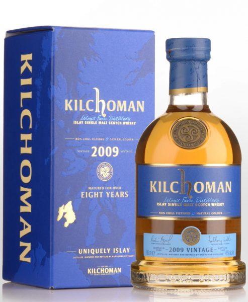 2009 Kilchoman 8 Year