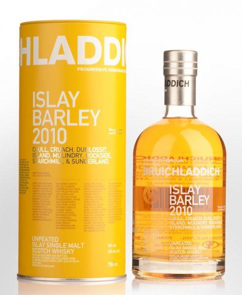2010 Bruichladdich Islay Barley