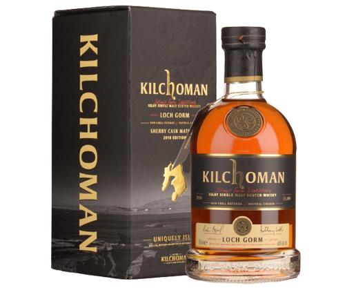2018 Kilchoman Loch Gorm Sherry Cask Matured Single Malt Scotch Whisky 700ml