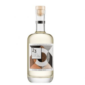 23Rd Street Distillery Barrel Aged Gin 700ml