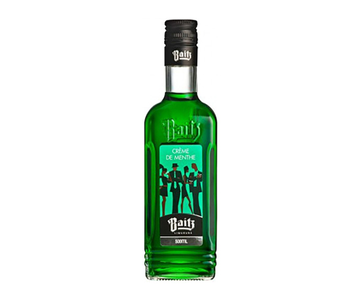 Baitz Green Creme de Menthe Liqueur 500mL