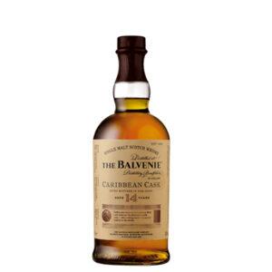 Balvenie Caribbean Cask 14 Year Old Single Malt Scotch Whisky 700ml