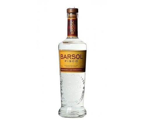 Barsol Quebranta Pisco 700mL