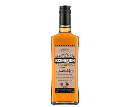 Beenleigh Australian Spiced 2 Year Old Rum 700mL